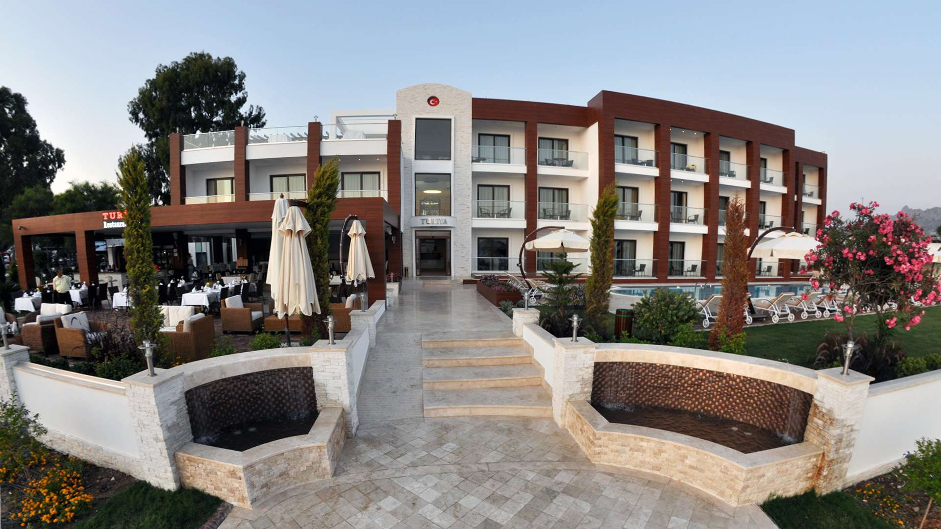 The Hotel where Quality, Comfort and Hospitality meets in Turgutreis - Bodrum